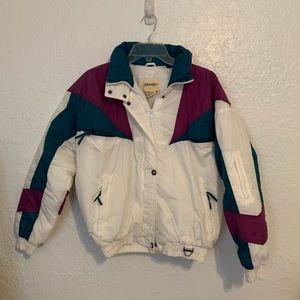 St. John's Bay   Vintage women's snow coat